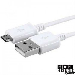 Καλώδιο Micro USB phones & tablets white