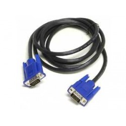VGA male / female cable