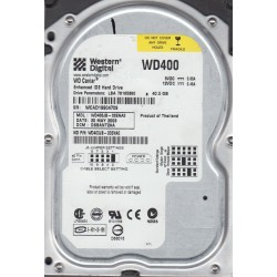 Σκληρός Δίσκος Western Digital WD400JB 40gb P-ATA