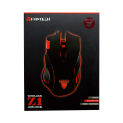 Ποντίκι Gaming FanTech, Optical Z1, Μαύρο