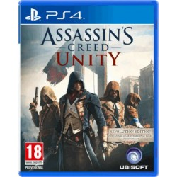 Assassin's Creed Unity (PS4) USED