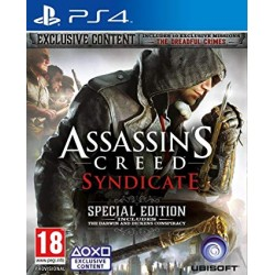 Assassin's Creed Syndicate Special Edition (PS4)