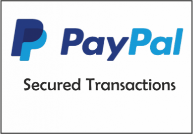 Safe payments with PayPal