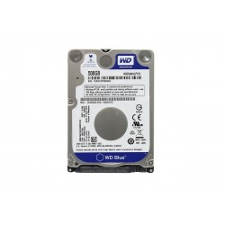 "Σκληρος δισκος 2,5"" Wstern Digital Blue WD5000LPCX // 500gb // SATAIII"