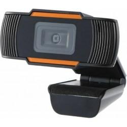 Web Camera FULL HD 720P USB με μικρόφωνο OEM B380