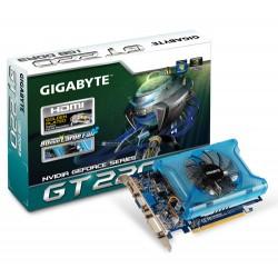 Κάρτα γραφικών GIGABYTE GV-N210OC-1GI // 1GB // DDR3